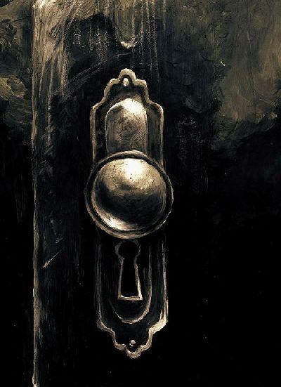 Закрытая дверь