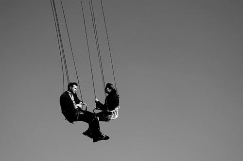 Любовь- это одиночество двоих в огромном мире