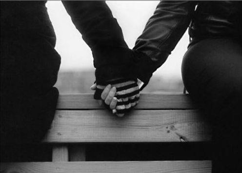 """Не надо говорить """"я тебя люблю"""", если это не так. Но если это правда - повторяй это почаще, а то те, кого ты любишь, могут забыть"""